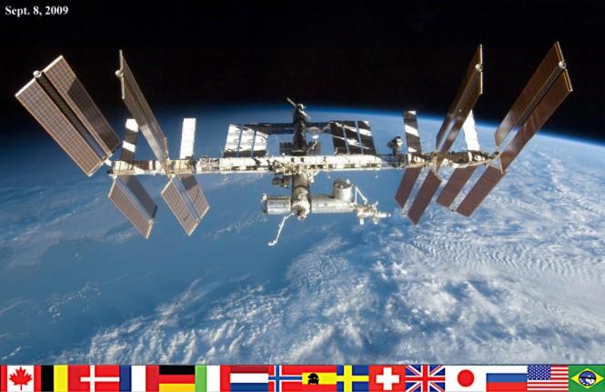NASA verwendet WINanalyze für ISS